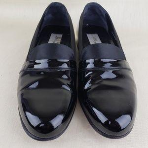Mezlan black size 10